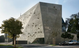 Historisches Museum Bern Extension by :mlzd