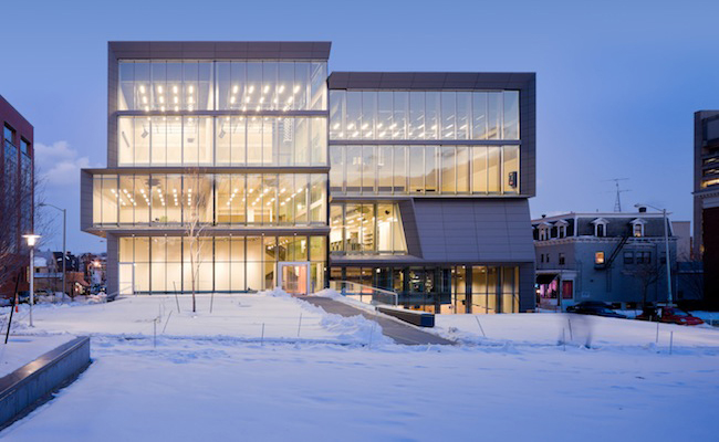 Perry and Marty Granoff Center for the Creative Arts  by Diller Scofidio + Renfro