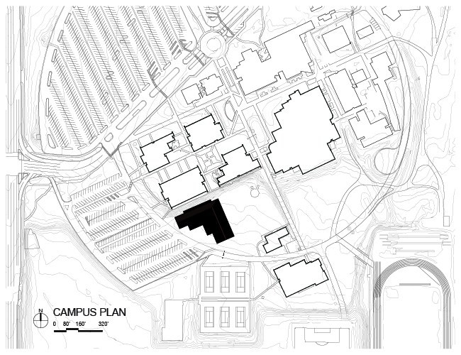 Paradise Valley Community College Campus Map.Life Sciences Building 2011 11 15 Architectural Record