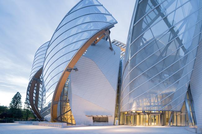 Fondation Louis Vuitton   2014-10-16   Architectural Record 7f5bd2dc7c8