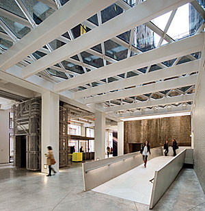 Sheila C. Johnson Design Center