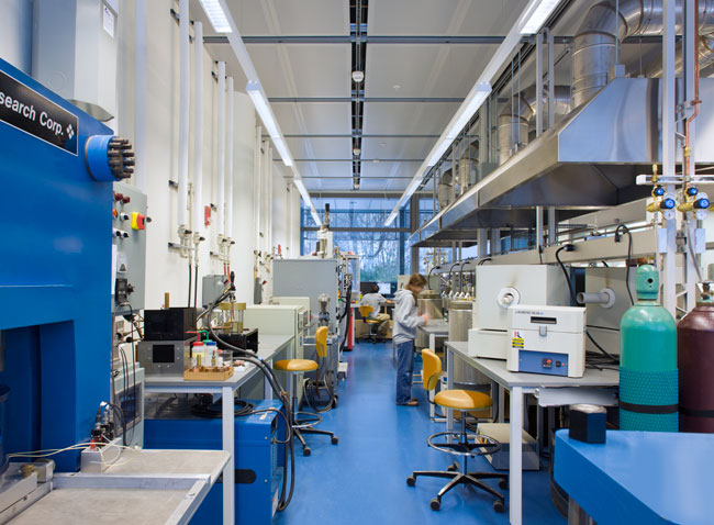 The jackson laboratory for genomic medicine u atelier ten