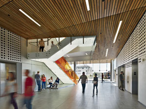 View a slideshow for Energy Biosciences Building