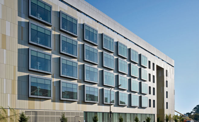 Energy Biosciences Building by SmithGroupJJR / Loisos + Ubbelohde