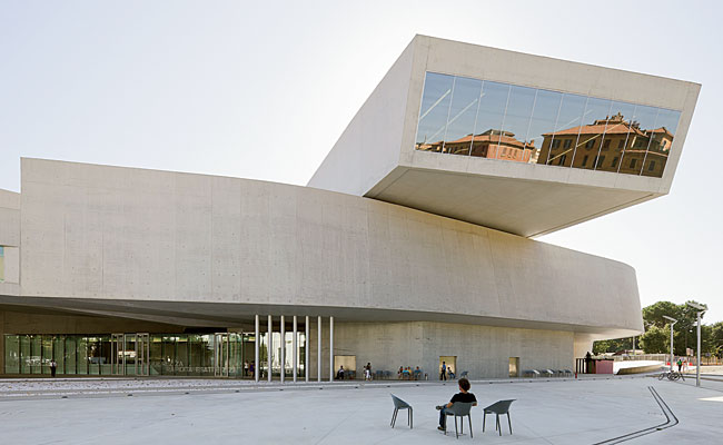 MAXXI/National Museum of XXI Century Arts