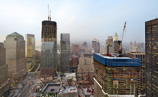 One World Trade Center by Skidmore, Owings & Merrill