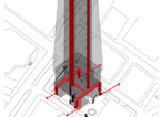 View the plans/drawings for One World Trade Center