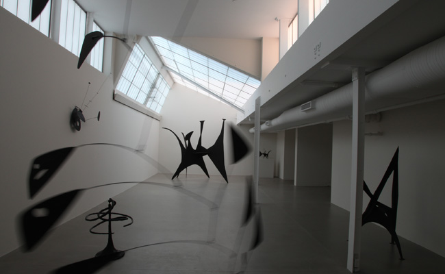 Calder Foundation Project Space