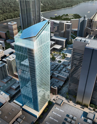 Tower at PNC Plaza | 2012-10-16 | Architectural Record