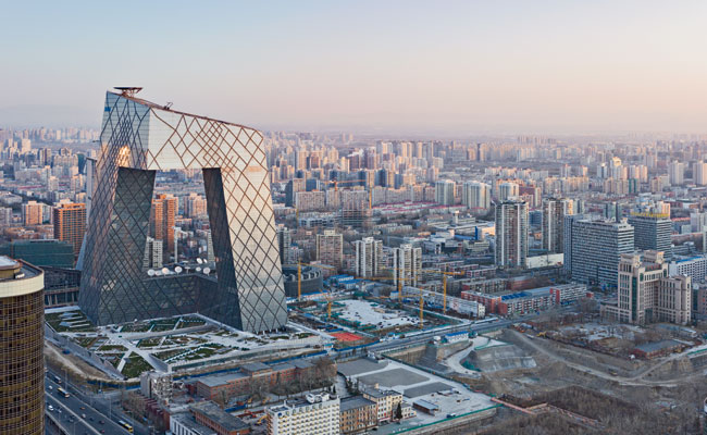 CCTV Headquarters by Office for Metropolitan Architecture