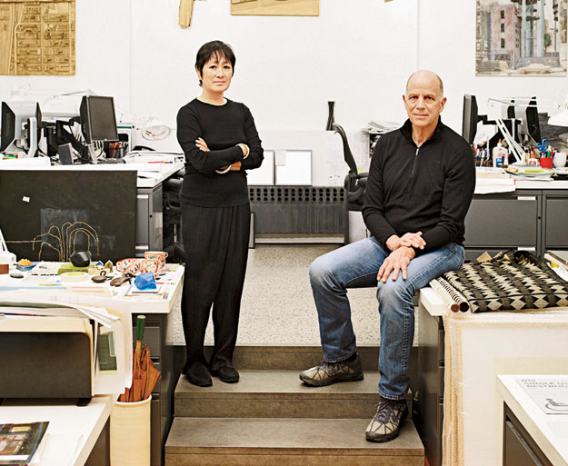 Billie Tsien and Tod Williams
