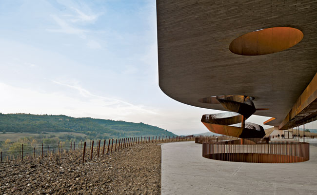 Cantina Antinori by Archea Associati