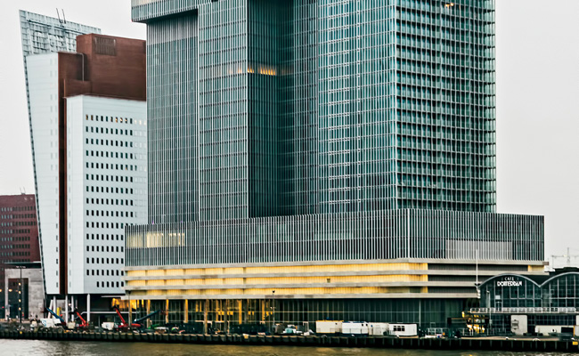 De Rotterdam by Office for Metropolitan Architecture
