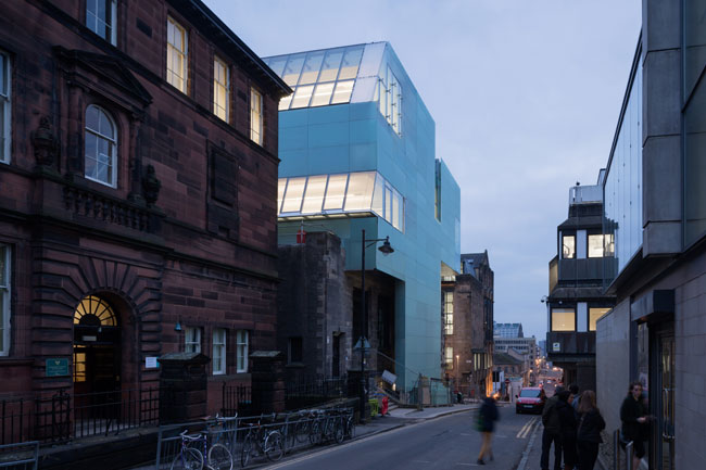 Seona Reid Building, The Glasgow School of Art