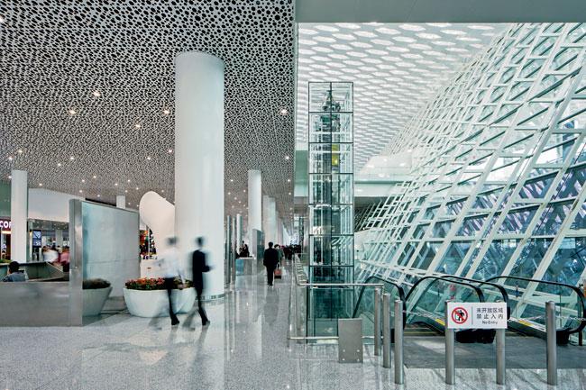 Shenzhen Baoan International Airport Terminal 3 20140316