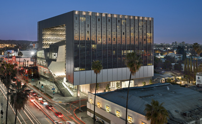 Emerson Los Angeles by Morphosis Architects