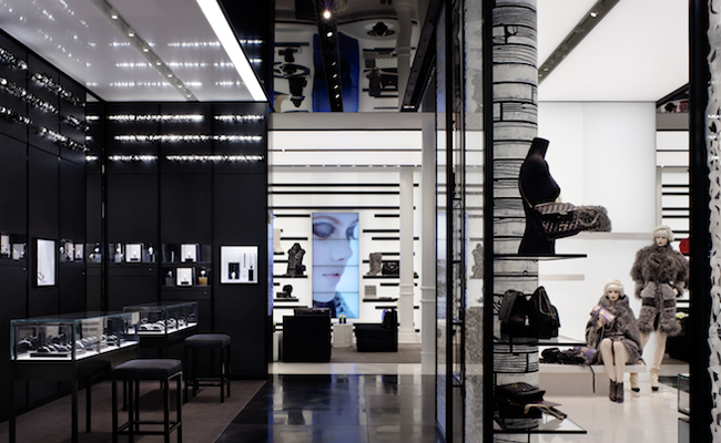 Chanel Soho by Peter Marino Architect