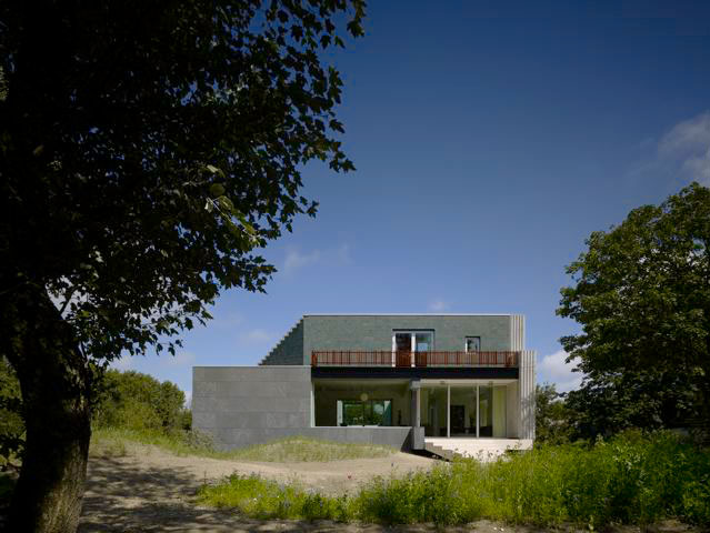 Villa in the Dunes