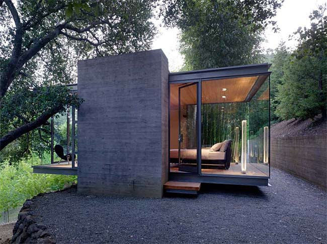 tea houses :swatt | miers architects ~ housevariety