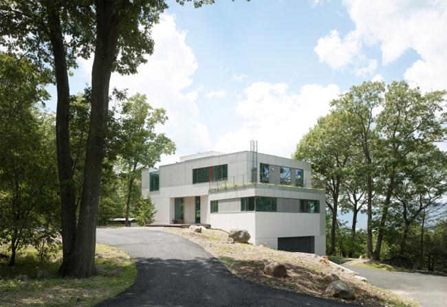 Hudson river house 1100 architect slide show architectural