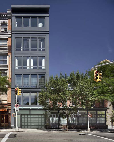 Tribeca Townhouse