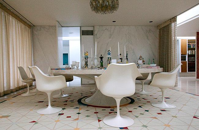 Miller House And Garden By Eero Saarinen 2011 02 15