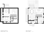 View the plans/drawings for Hampden Lane House