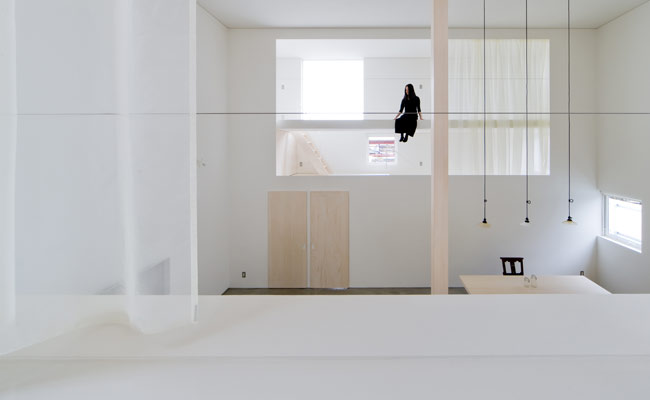 House of Trough by Jun Igarashi Architects