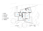 View the plans/drawings for Small House in an Olive Grove