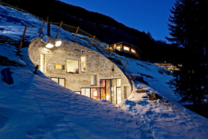 Villa Vals, Vals, Switzerland