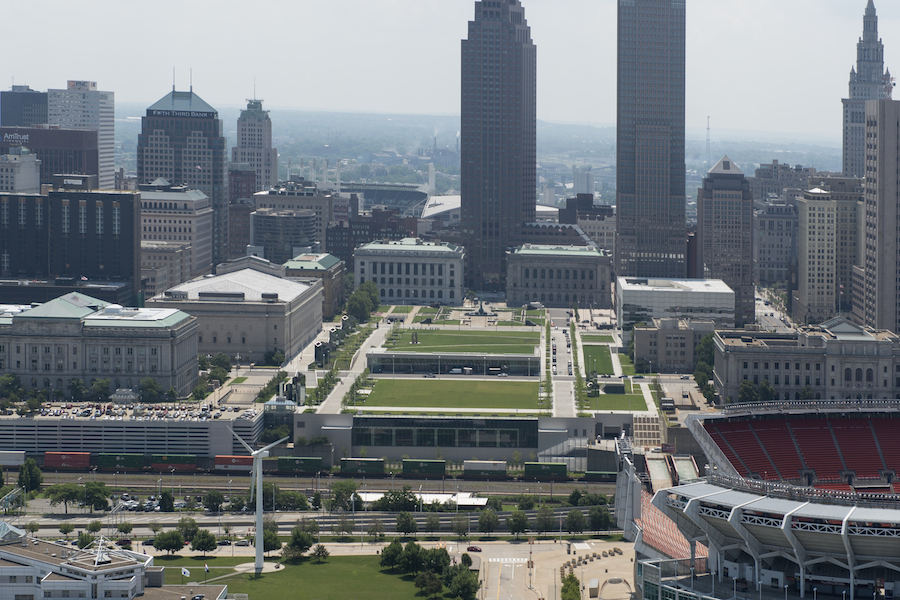 Cleveland Civic Core
