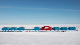 Making a Home in Antartica