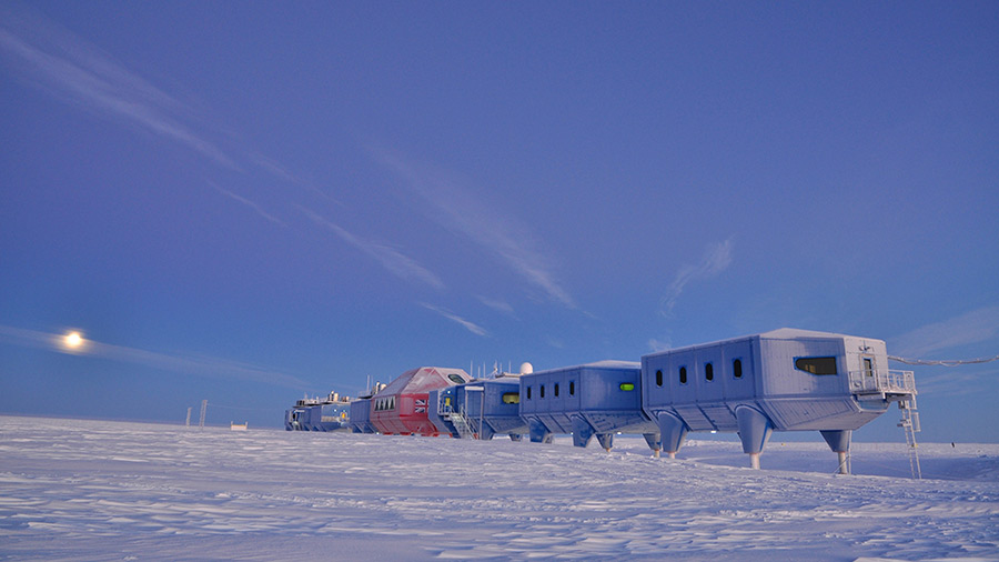 Making a Home in Antartica