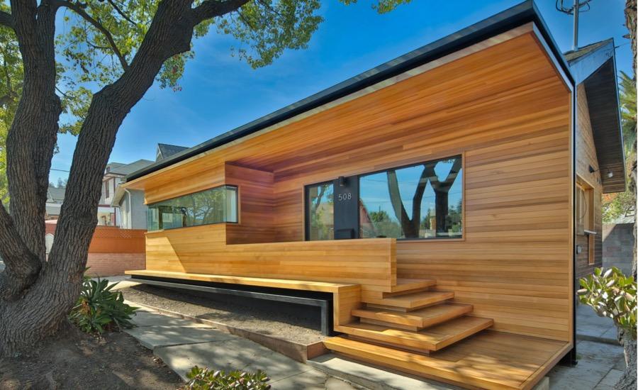 Los Angeles Prev Next Fenlon House