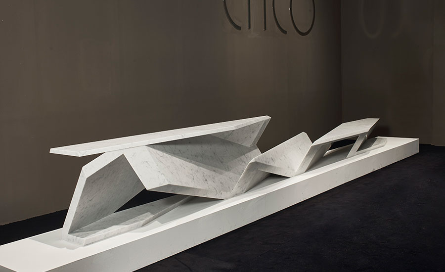 Libeskind Unveils Apartments and Objects in Milan
