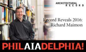 Record Reveals: Richard Maimon