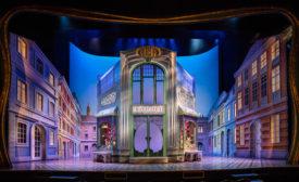Rockwell's Nouveau Broadway Turn