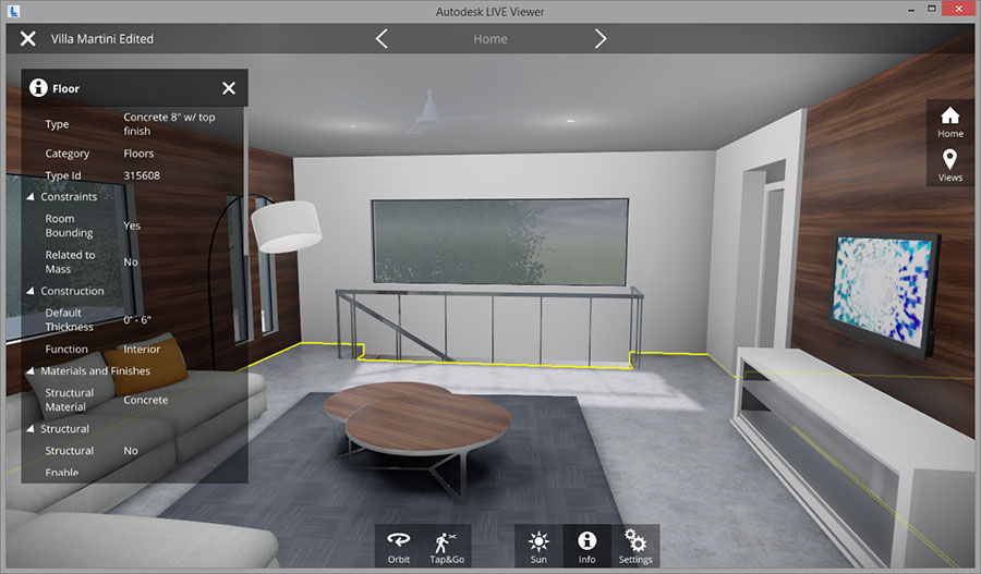 autodesk releases live an interactive visualization tool for revit