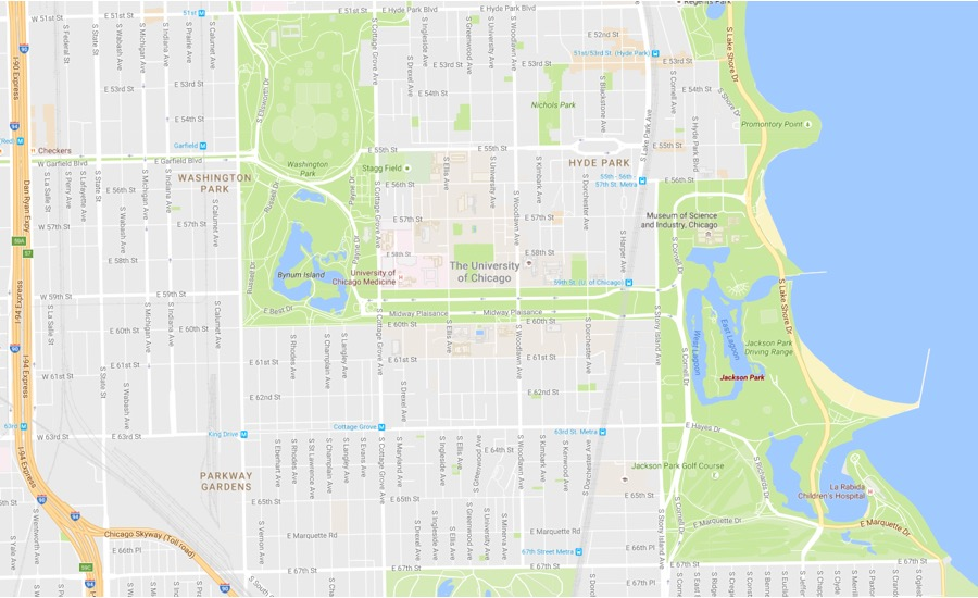 Jackson Park Selected as Obama Library Site
