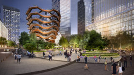 Heatherwick Hudson Yards