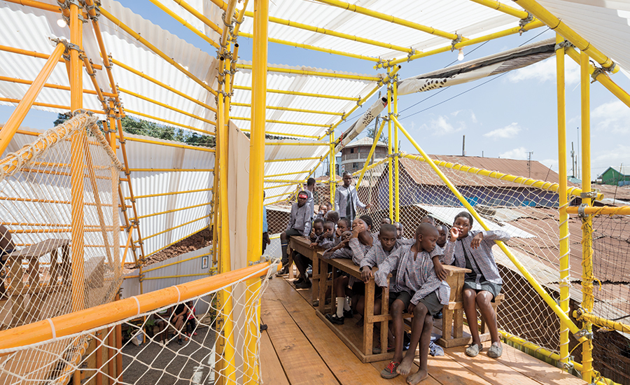 The Kibera School