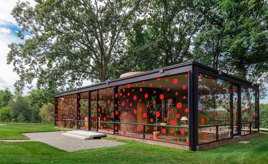 Kusama Glass House