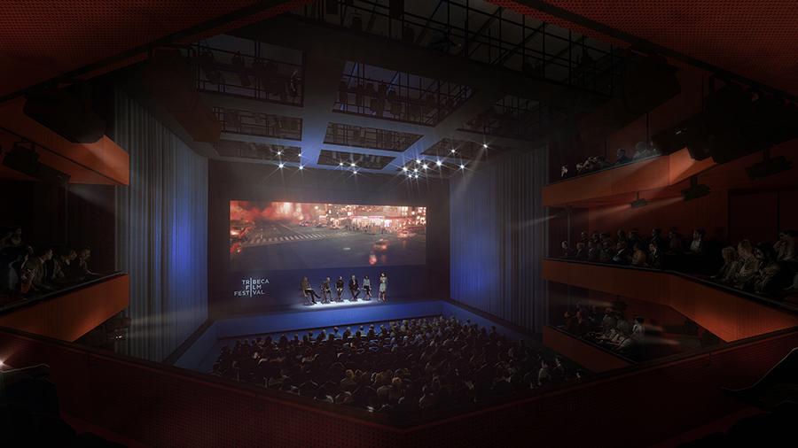 Ground Zero Art Center Design Revealed 2016 09 09