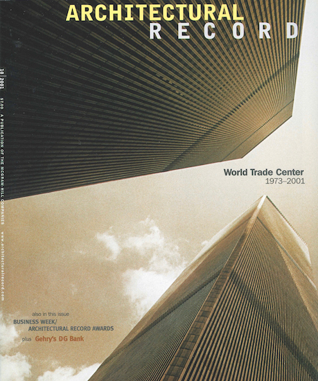 architectural record remembers september 11 | 2016-09-11