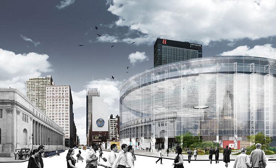 Penn Station Proposal