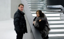 Zaha Hadid & Patrik Schumacher