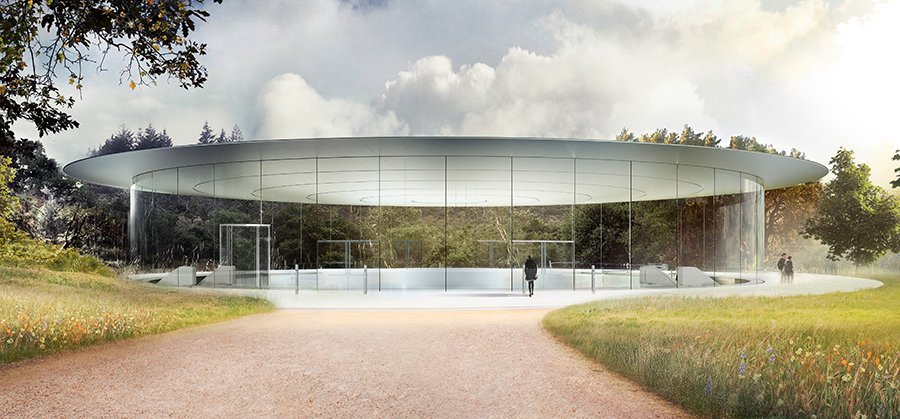 New Video from Apple Park