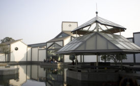 Suzhou Museum by I. M. Pei