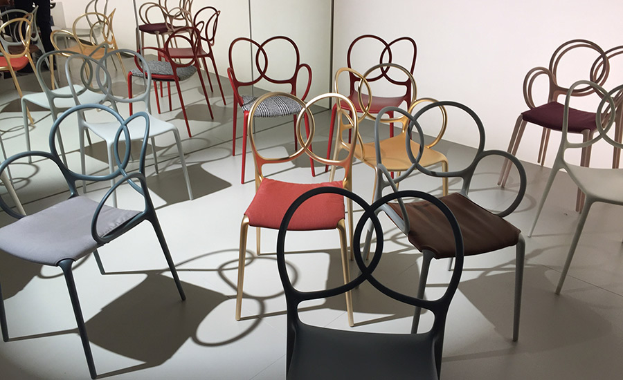 New furnishings debut at salone del mobile 2017 2017 04 for Salone del mobile 2017 date