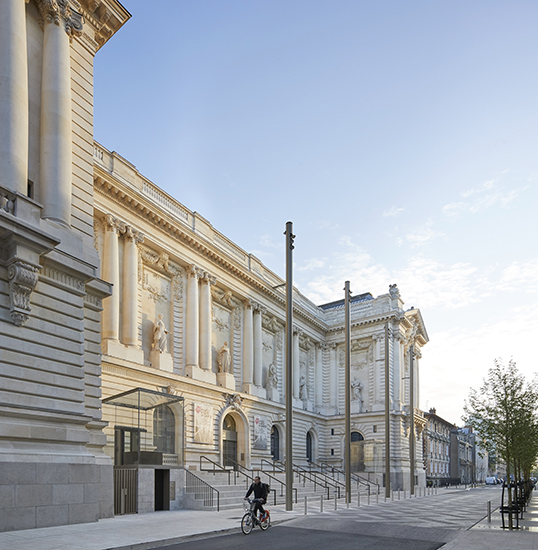 Stanton Williams-Designed Art Museum Opens in Nantes, France